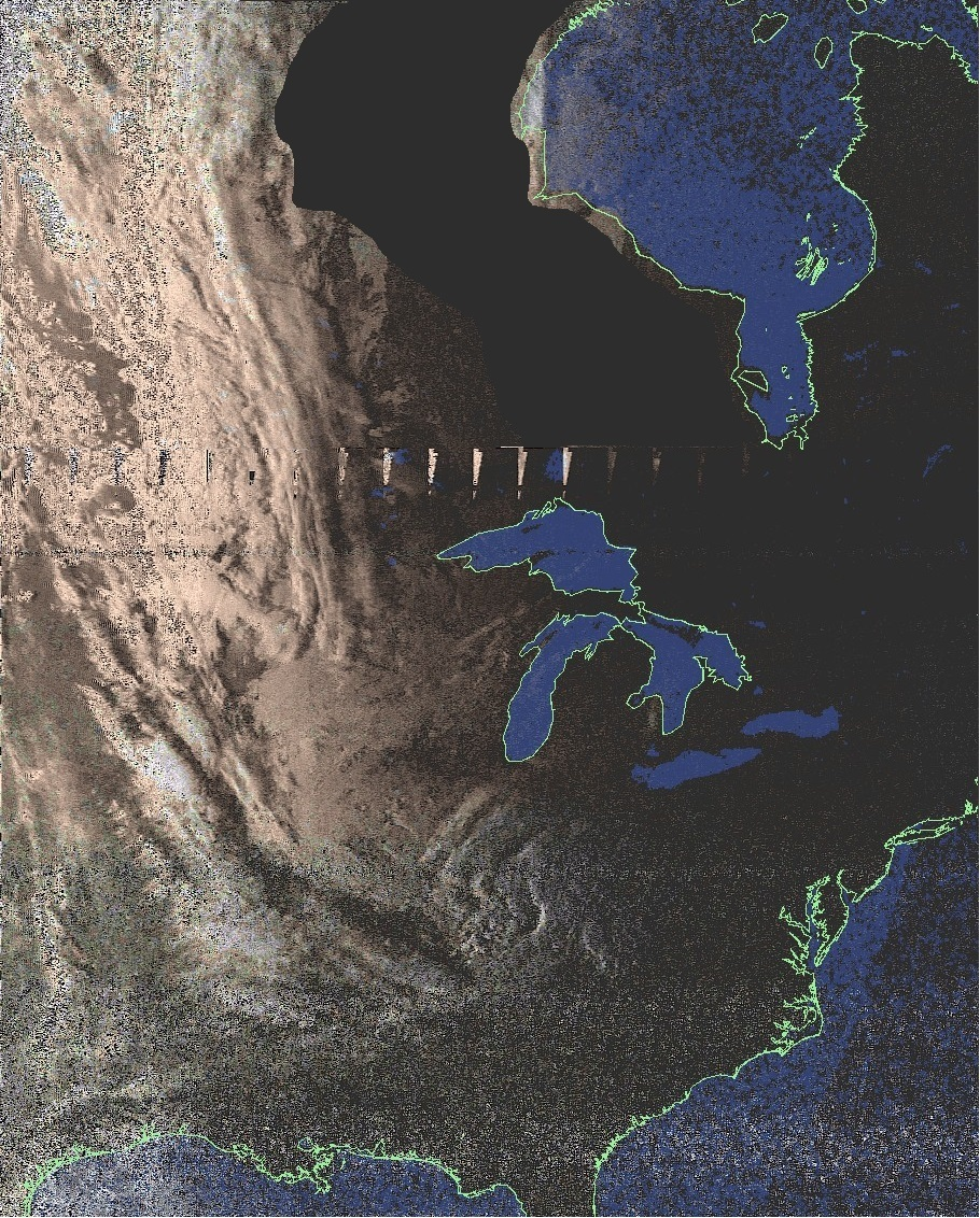 NOAA-15 This time